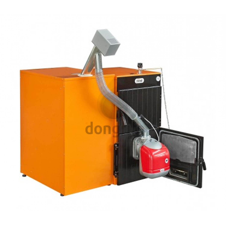 Caldera biomasa para policombustibles ferroli sfl 4 - Caldera mixta lena pellet ...