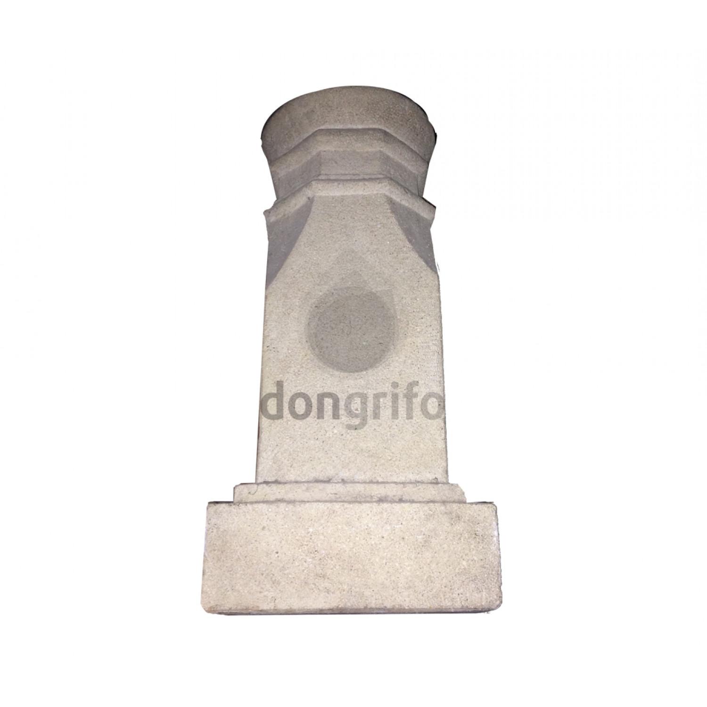 Fuente publica de piedra artificial montero - Fuentes de piedra artificial ...