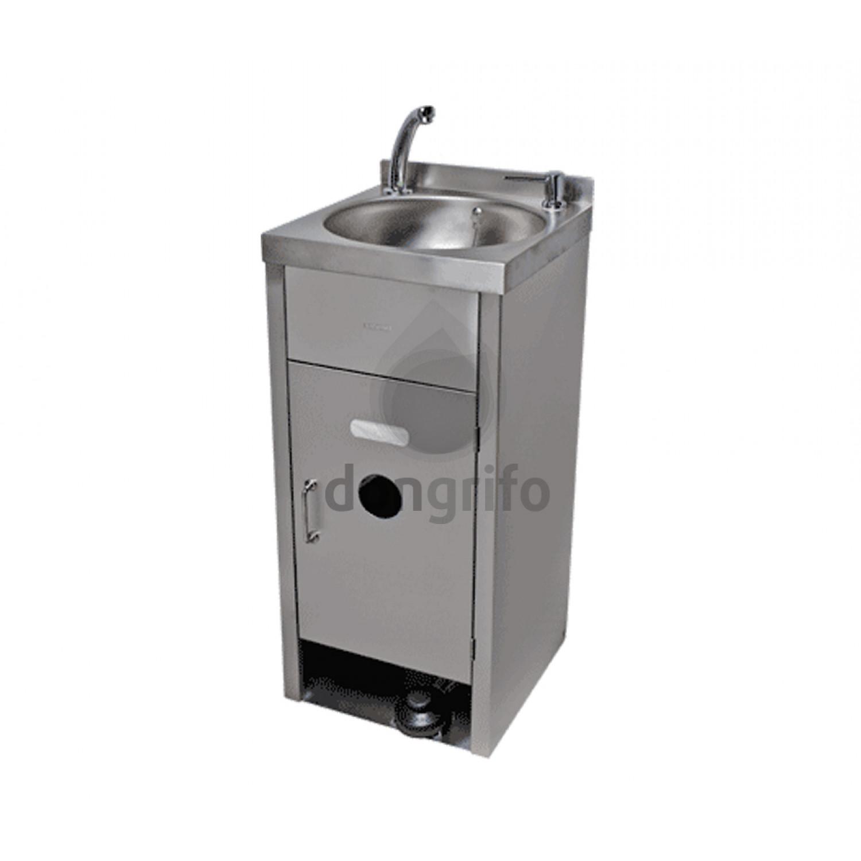 Lavamanos autonomo portatil sin instalacion 17a31948b13a