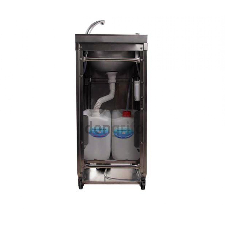 Lavamanos autonomo portatil sin instalacion for Lavamanos sin instalacion