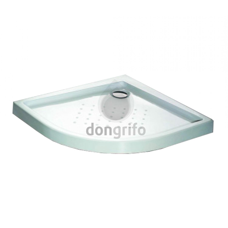 Plato ducha acrilica angular duplach basic resina acrilica for Plato ducha acrilico
