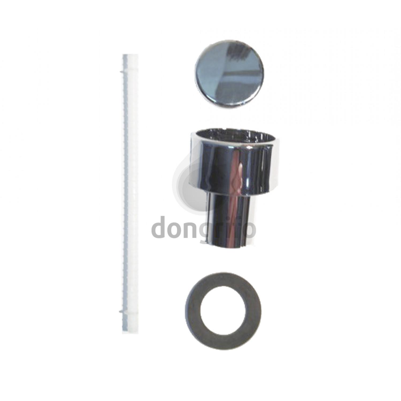 Pulsador elevado corto roca d2p d1p a525650100 ah0002200r for Pulsador cisterna
