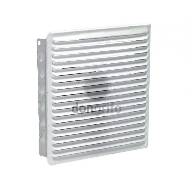 Rejilla empotrar ventilacion gas natural o butano blanca - Rejilla ventilacion aluminio ...