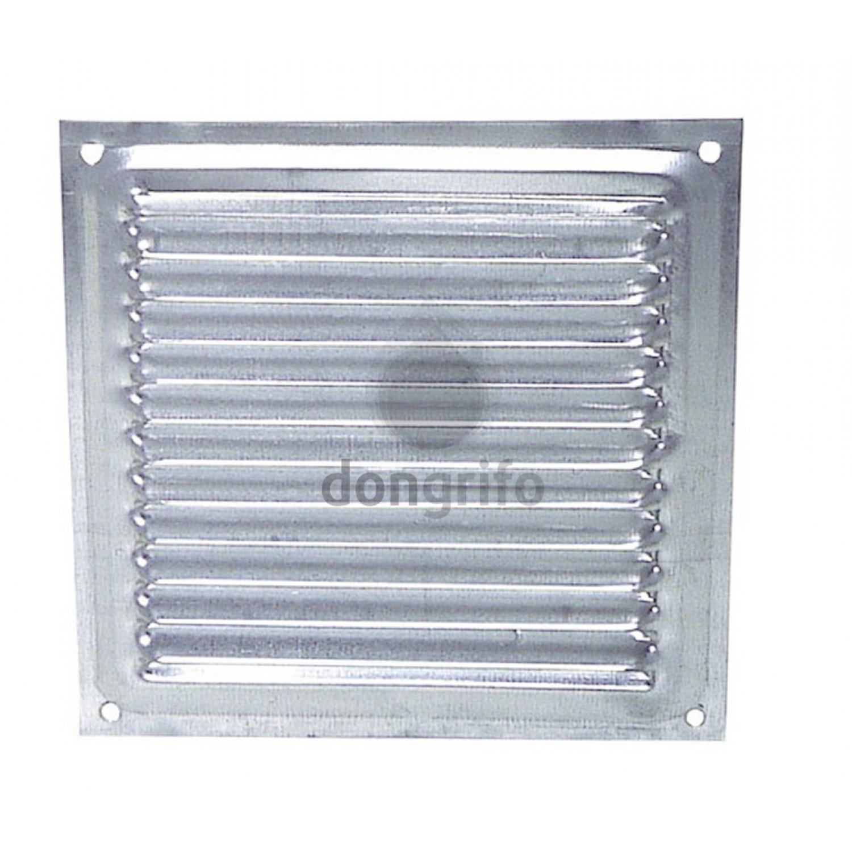 Rejilla de ventilacion gas natural o butano aluminio 17 - Rejilla ventilacion aluminio ...