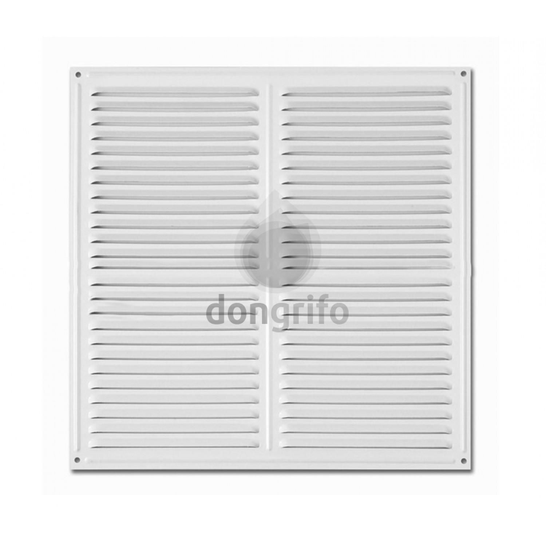 Rejilla de ventilacion gas natural o butano blanca 20 - Rejillas de ventilacion ...