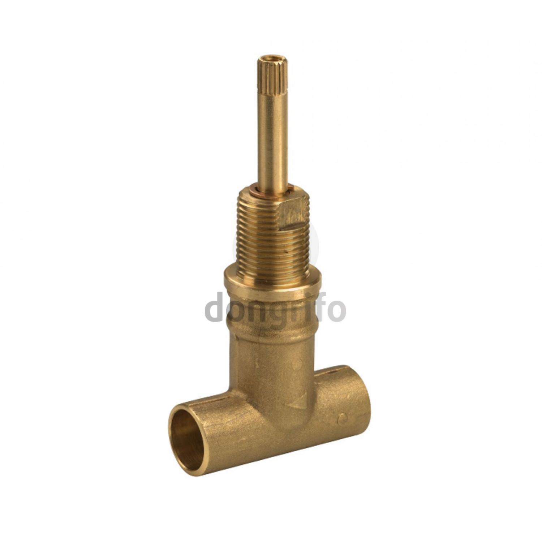 Llave empotrar soldar unicap standar hidraulica for Montura llave de paso