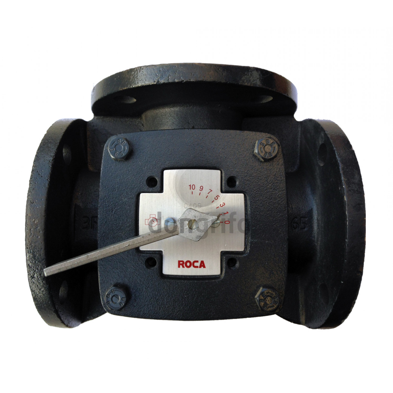 Valvula mezcladora de 3 v as baxi roca 2 ref 195150024 00 for Valvula termostatica roca