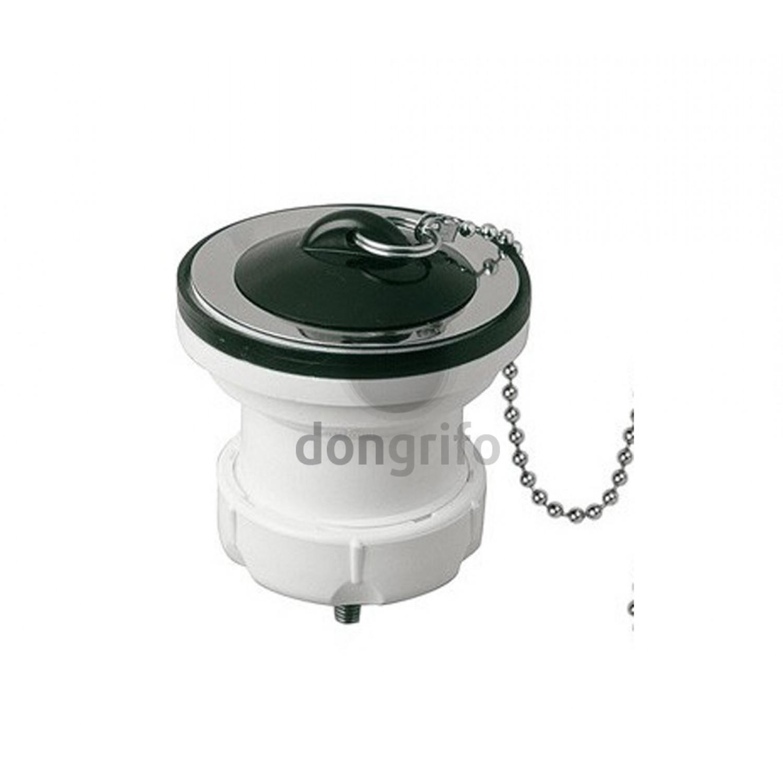 V lvula recta para lavabo bid o fregadero for Valvula desague lavabo