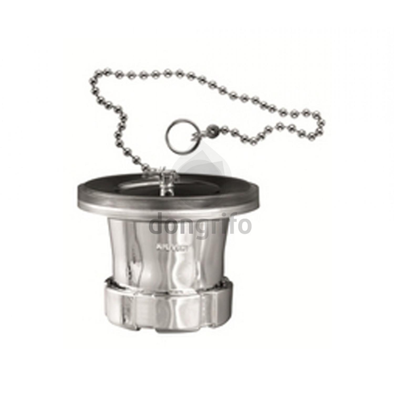 Valvula para lavabo bide y fregadero metalizada - Valvulas para lavabos ...